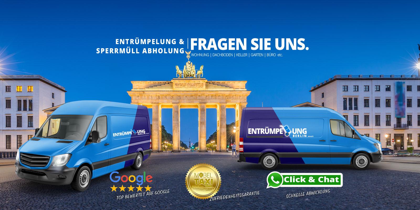 Entruempelung Berlin